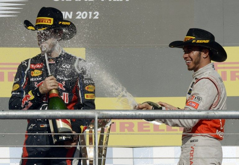 Lewis Hamilton, Sebastian Vettel (lewis hamilton, sebastian vettel, )