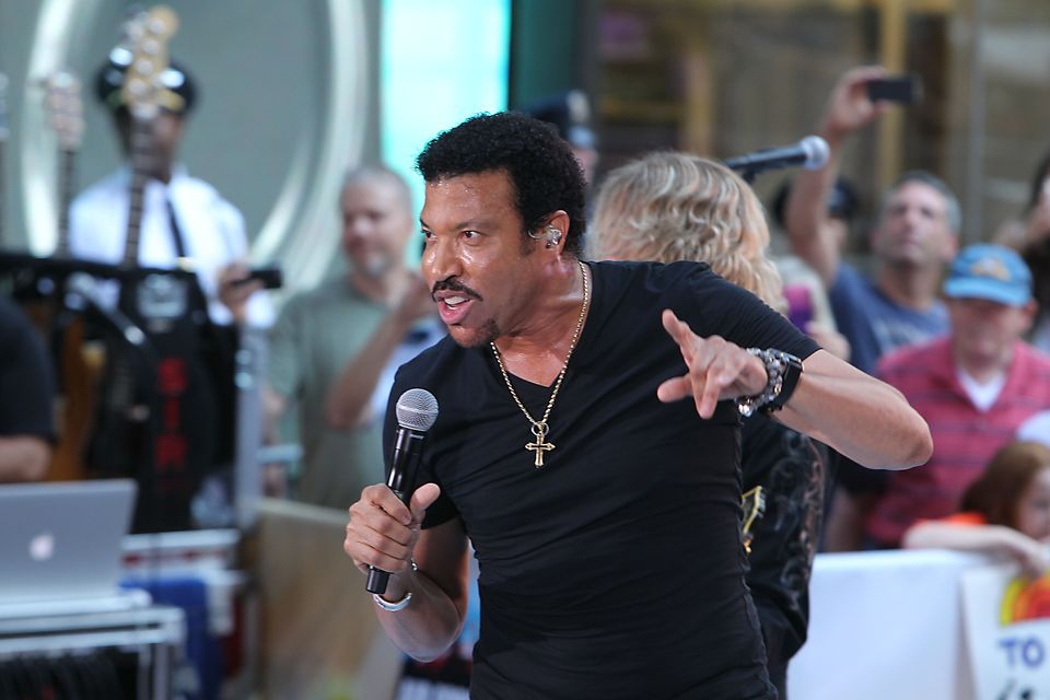 Lionel Richie  (Lionel Richie )