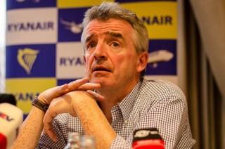 Michael O'Leary (Michael O'Leary, Ryanair)