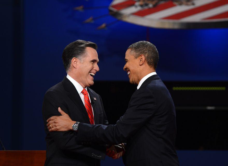 Obama Romney (barack obama, mitt romney, )