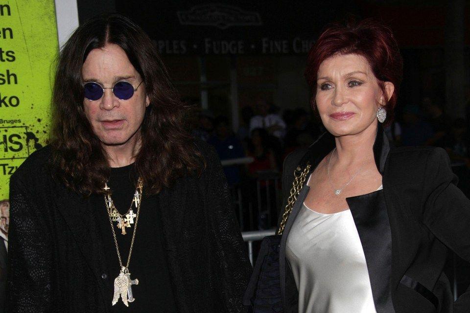 Ozzy és Sharon Osbourne (Ozzy és Sharon Osbourne)