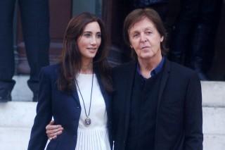 Paul McCartney és Nancy Shevell  (Paul McCartney és Nancy Shevell )