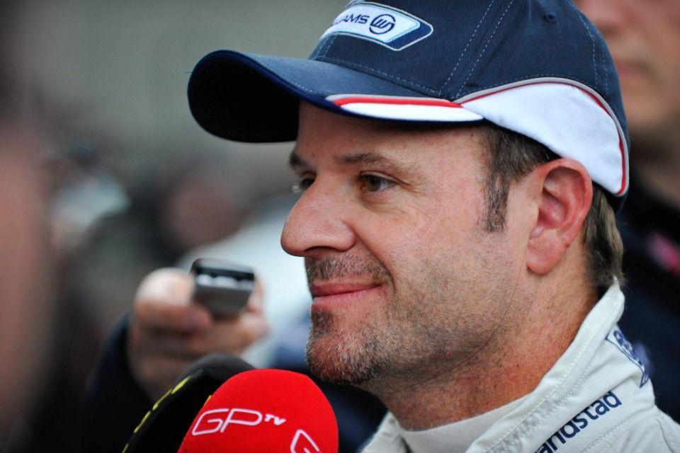 Rubens Barrichello (Rubens Barrichello)