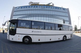 Volánbusz (volán, busz, autóbusz, )