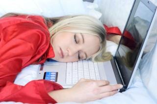 alszik-laptop (alszik, alvás, laptop, )