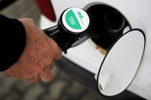benzin (benzin, 95-ös)