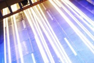 fények (autók fénye)