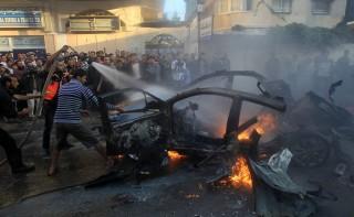 izraeli merénylet (izrael, gáza, merénylet, )