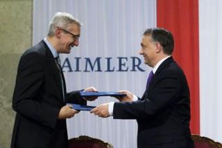 orbán viktor daimler (orbán viktor, daimler, Martin Jäger)