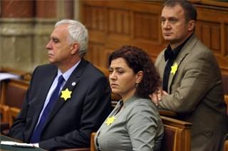 sárga csillag a parlamentben (ingyenes, )