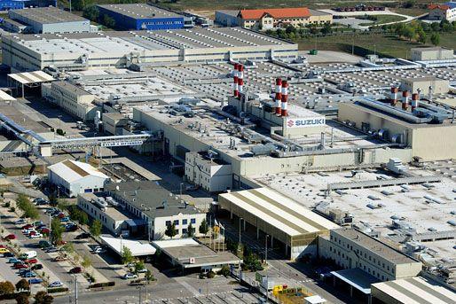 suzuki gyár (suzuki gyár)
