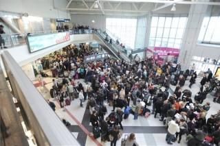 Budapest Liszt Ferenc Nemzetközi Repülőtér (budapesti repülőtér, budapest airport, 2-es terminál)