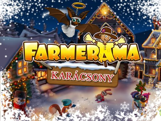 Farmerama Karácsony (játszd újra!, bigpoint, farmerama, )