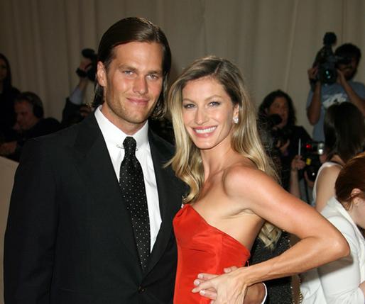 Gisele Bündchen & Tom Brady (gisele bündchen, tom brady, )