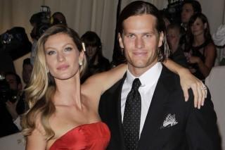Gisele Bundchen és Tom Brady (Gisele Bundchen, Tom Brady)