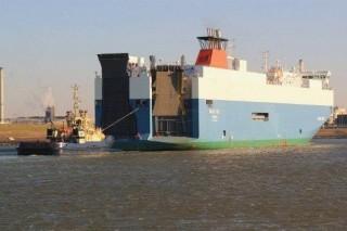 Hajóbaleset Hollandiában (hajóbaleset, )