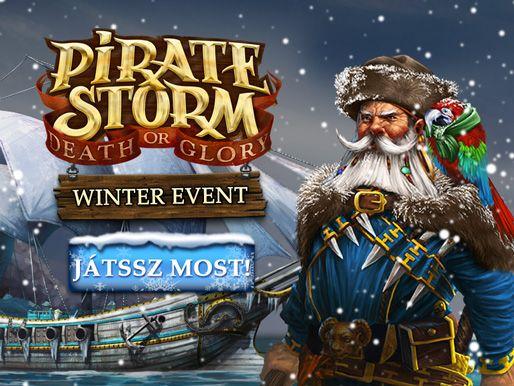 Pirate Storm - Winterfest (játszd újra!, )