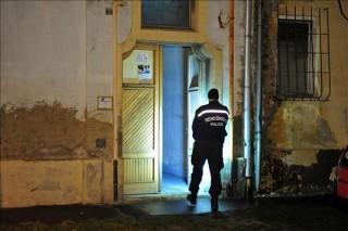 Rablógyilkosság (rendőr, helyszínelés, gyilkosság, rablógyilkosság, )