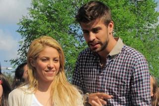 Shakira Gerard Piqué (Gerard Piqué, Shakira)