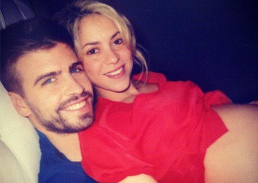 Shakira & Gerard Piqué (shakira, gerard piqué, )