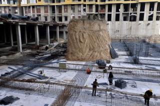 Sírhely toronyház Kínában (sírhely, kína, toronyház, )