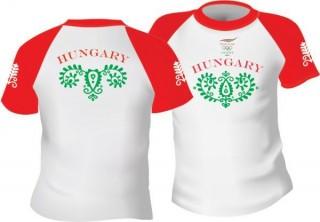 Szurkolói emléktárgyak (szurkolói emléktárgyak, magyar póló)