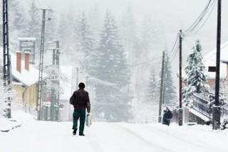 havazás a mátrában (havazás, mátra, )