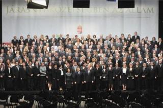 járási hivatalvezetők ünnepélyes kinevezése  (járási hivatalvezetők )