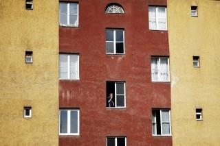 lakás (lakás, ház, cigaretta)