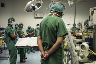 műtő (műtő, orvos, kórház)