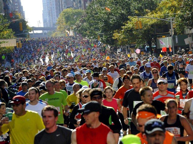 new york maraton (new york maraton)