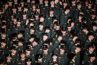 országgyűlés őrsége (országgyűlés őrsége)