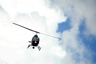 rendőrségi helikopter (rendőrségi helikopter)