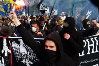 tüntető odesszában (tüntető)