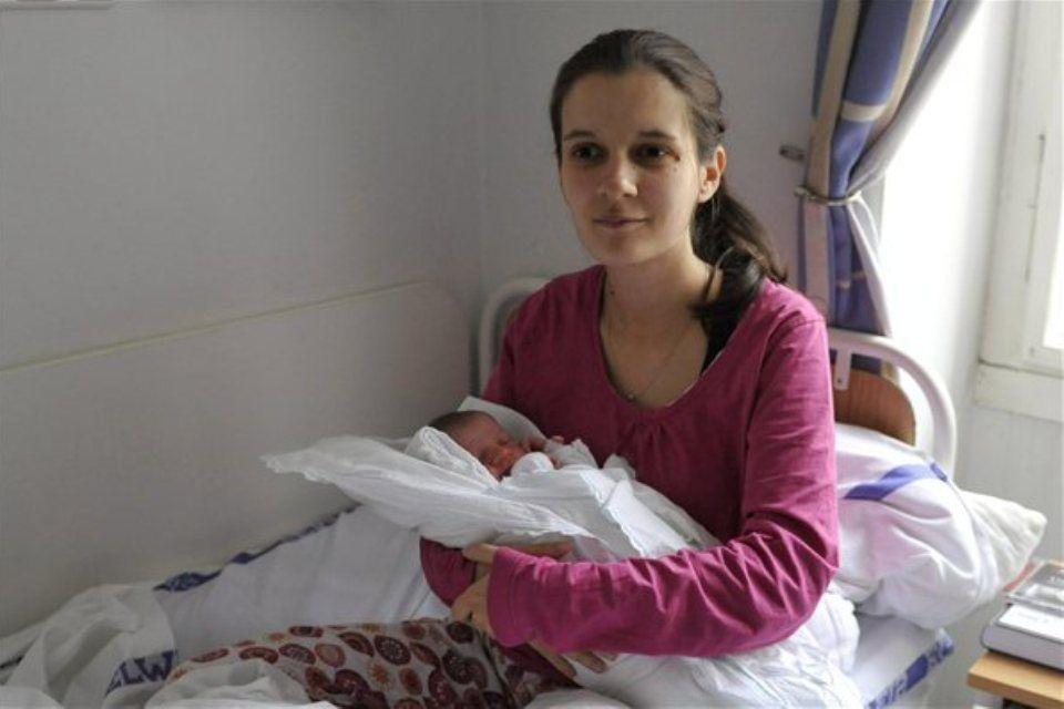 2013 első budapesti újszülöttje (az első újszülött 2013)