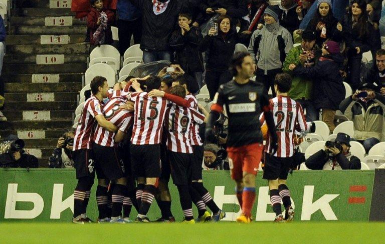 Athletic Bilbao (athletic bilbao, atlético madrid, )