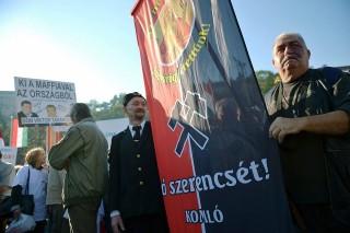 Bányászdemonstráció (bányász, demonstráció)