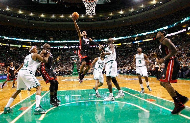Boston Celtics-Miami Heat (miai heat, boston celtics, ray allen, )