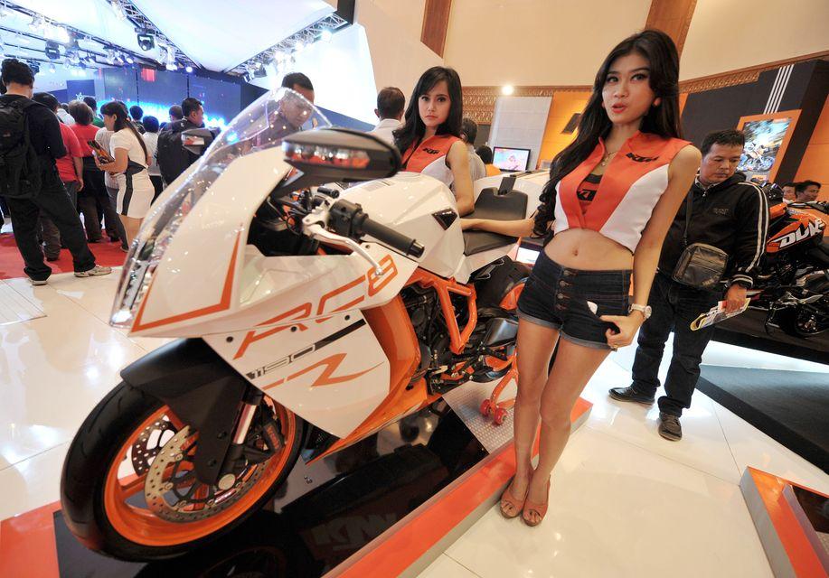Jakarta Motorkiállítás (jakarta, indonézia, motorkiállítás, )