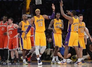 Los Angeles Lakers (los angeles lakers, )