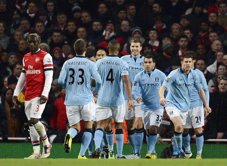 Manchester City (manchester city, )
