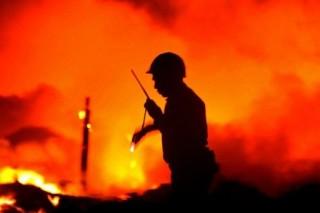 Mianmar tűzvész (mianmar, tűz,)
