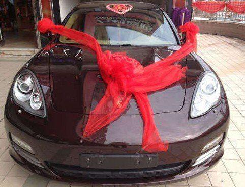 Porsche hozománynak (posrche, ajándék, )