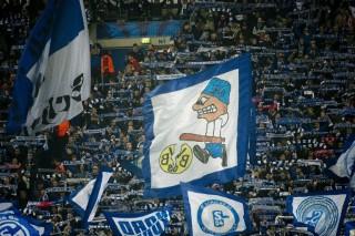 Schalke 04 (schalke 04, schalke 04 fans, schalke 04 szurkolók)