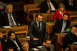 Vágó Gábor, parlament (parlament)