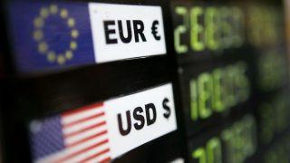 euró-dollár (euró, dollár, valutaárfolyam)