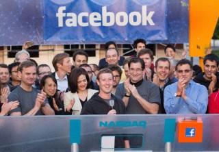 facebook mark zuckerberg (facebook, kibocsátás, nasdaq, közösségi oldal,)