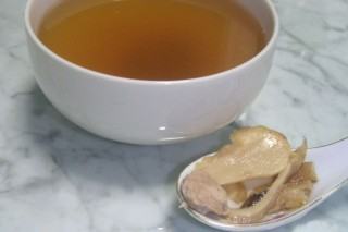 ginzeng tea és gyökér (ginzeng)