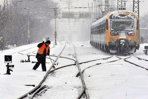 havazás (havazás, máv, vonat, )