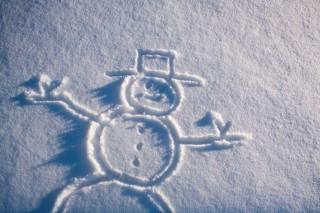 hóember  (hó, havazás, )